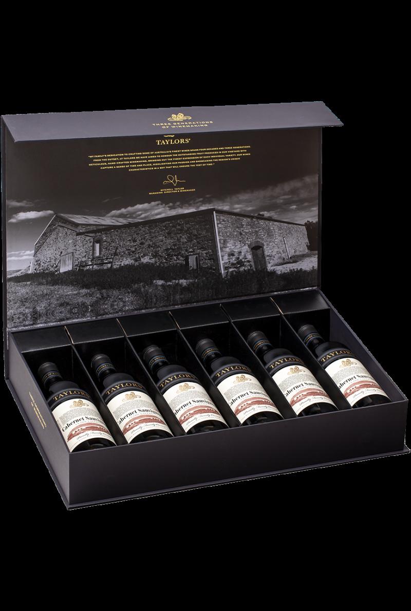 Taylors Heritage Label Cabernet Sauvignon in Luxury Presentation Box