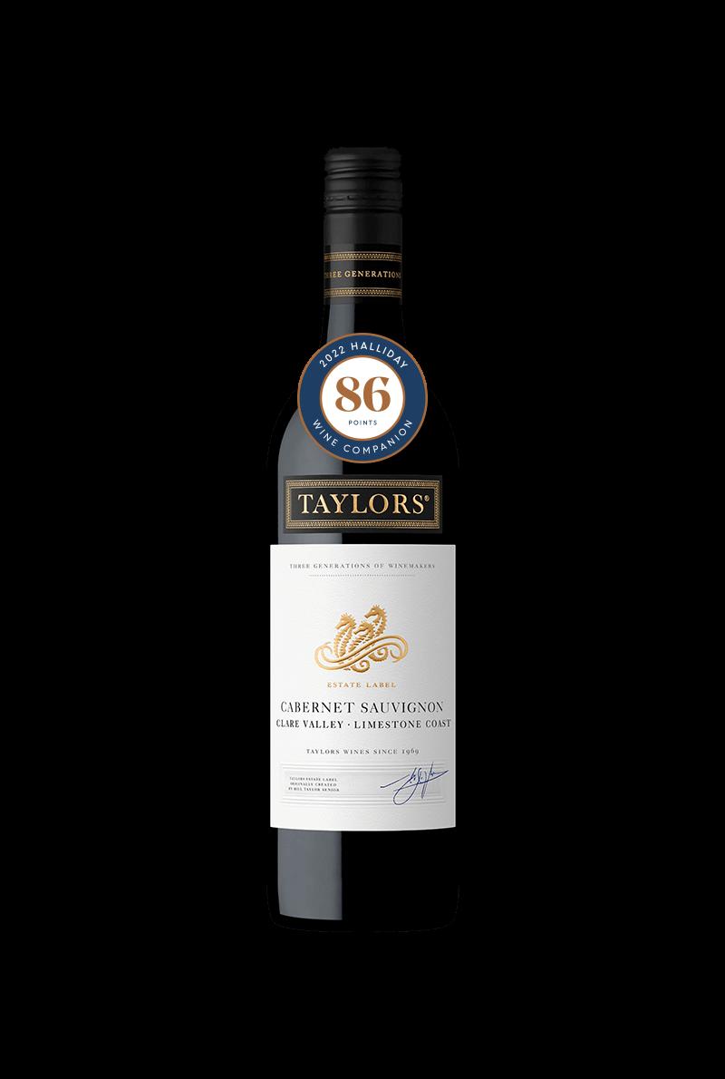 Taylors Estate Label Cabernet Sauvignon